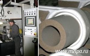 производство стальных отливок