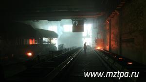 Производство стального литья, отливок